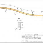Łuk Verona 56x120x4500 Rw-5740 - rysunek techniczny