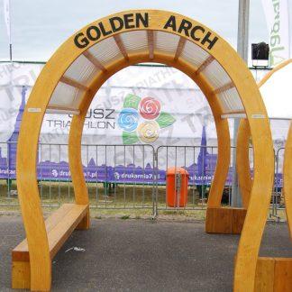 Zadaszenie Golden Arch